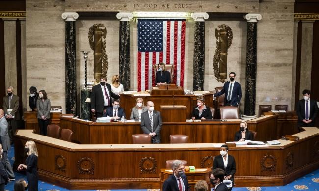 Камарата на представителите подкрепи импийчмънта срещу Тръмп