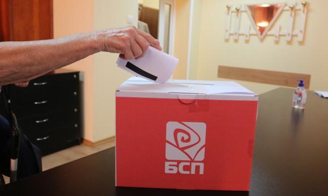 От БСП са готови за избори на 4 април