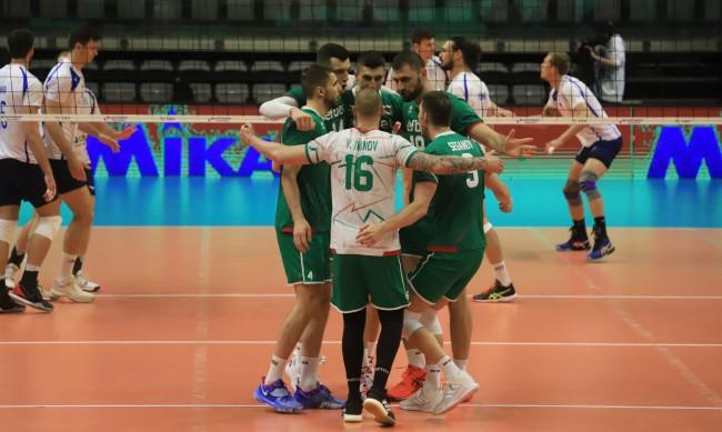 България победи Израел в квалификациите за Евро 2021