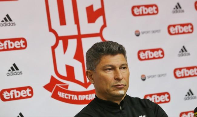 Балъков за избора на Ясен Петров: Да му стискаме палци!