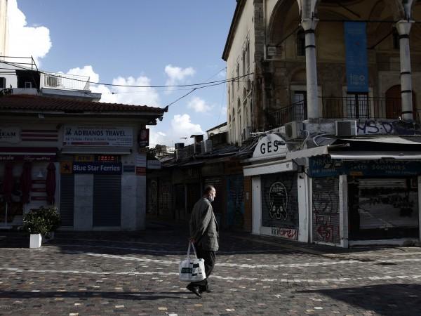 Гръцкото правителство продължи за неопределен период карантинните мерки в цялата