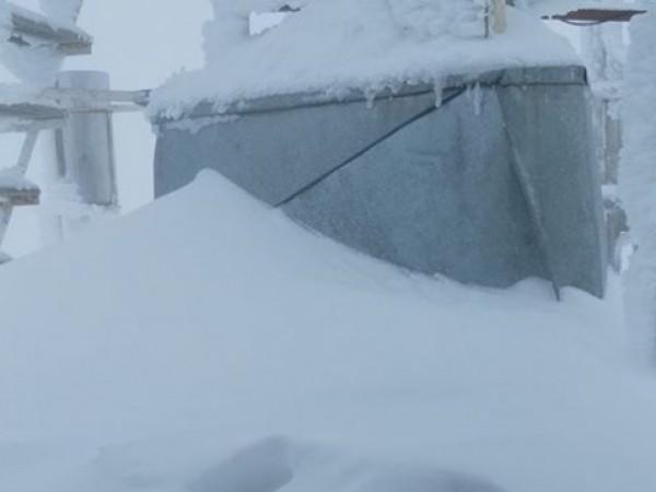 Екстремно ниски температури отчетоха станциите на НИМХ тази сутрин, показва