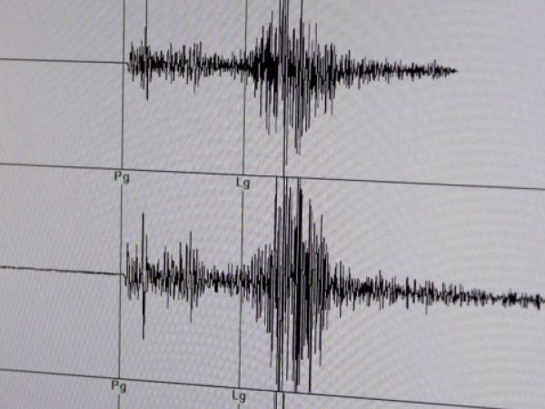 Три земетресения на територията на България регистрира Европейския сеизмологичен център