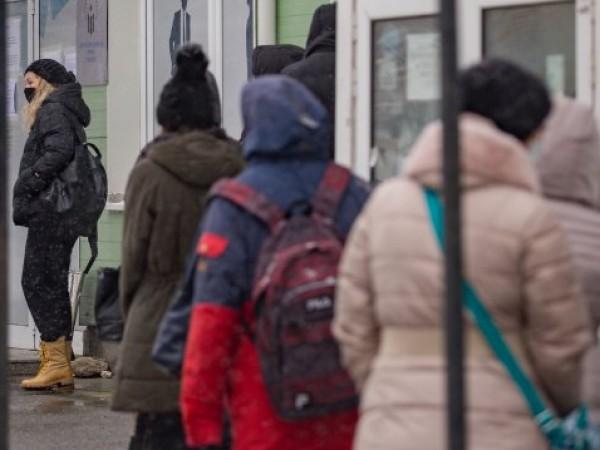 20 сигнала за измръзнали хора са получени в Националната система