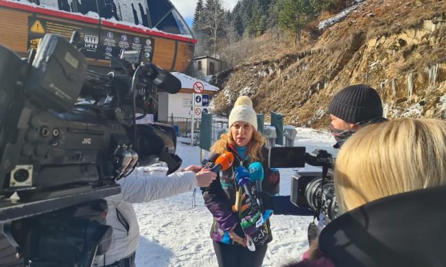 Спадът на туристите за зимния сезон стига 75%?