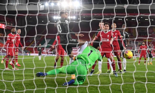 Ливърпул и Манчестър Юнайтед с нулево равенство