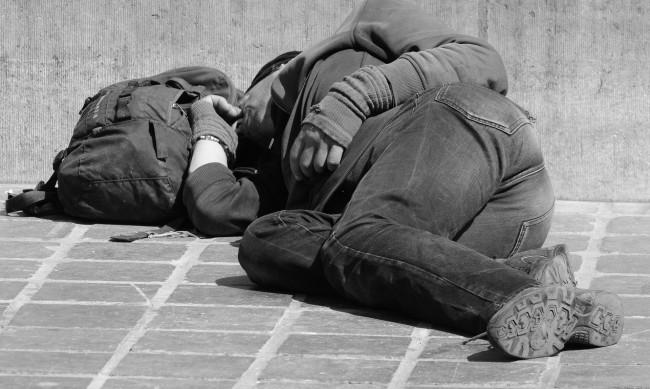 Близо 90 бездомни са потърсили помощ в кризисни центрове