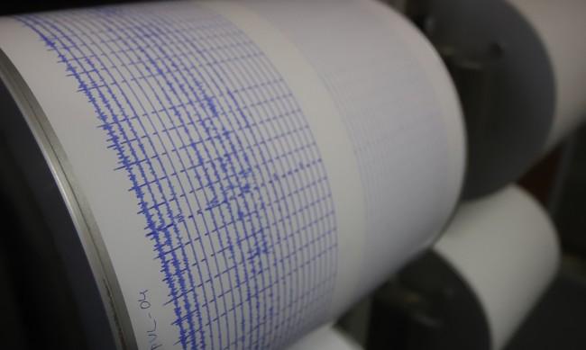 Земетресение близо до Браила и Галац в Румъния