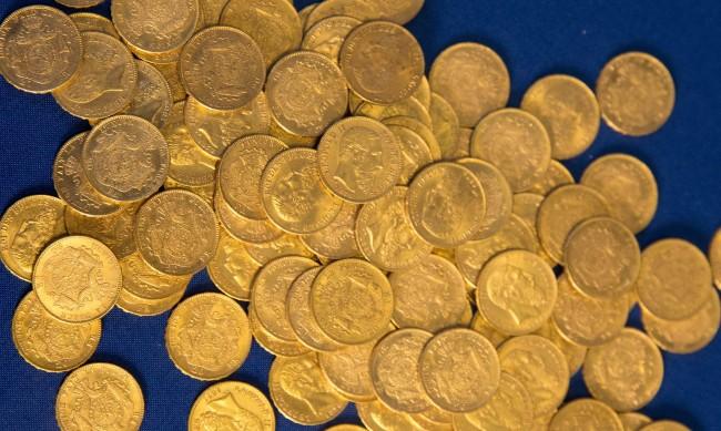 Къде нацистите скриха хиляди чували с пари, злато и скъпоценности?