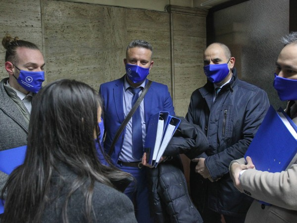 Снимка: Димитър Кьосемарлиев, Dnes.bgЦветан Цветанов, който години наред организираше изборите
