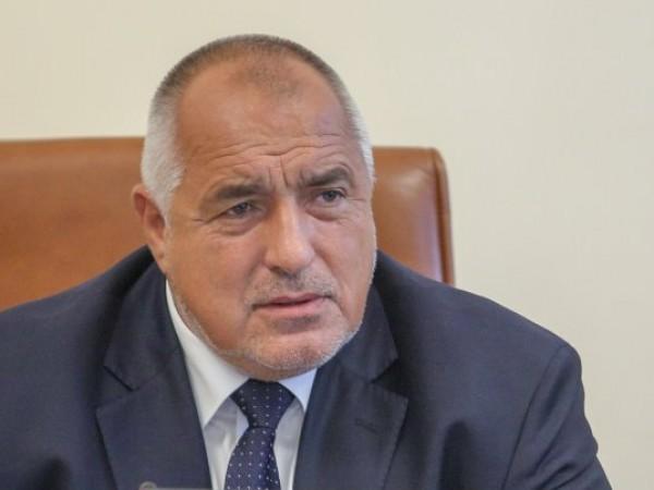 Премиерът Бойко Борисов обяви, че следобед Комисията по бедствия и