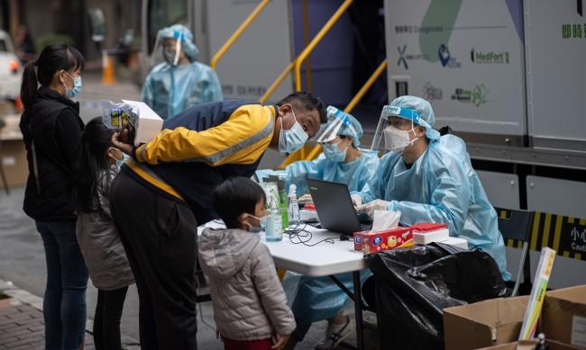 Над 100 нови случаи на коронавирус в Китай за 7-и пореден ден