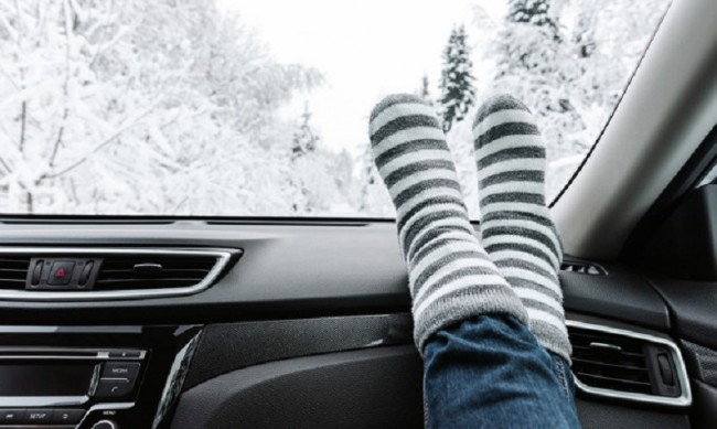 Как да затоплим автомобила по-бързо през зимата?