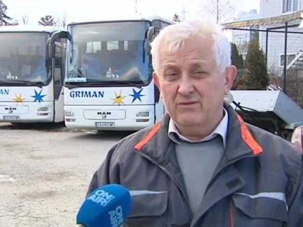 Спират 1/3 от автобусните линии след промяна на Наредба за