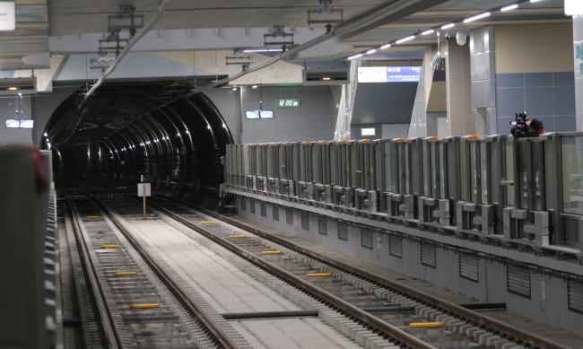 """Метростанция """"Хаджи Димитър"""" остава затворена и днес"""
