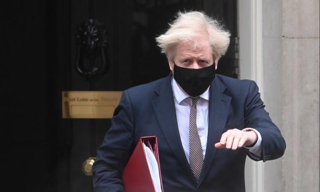 Лондон вече поздрави Байдън преди инаугурацията
