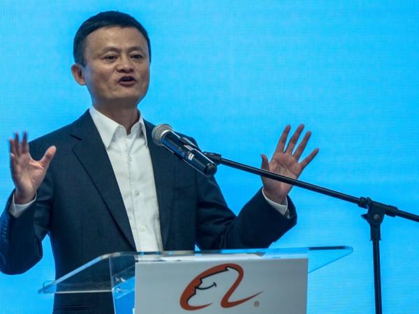Китайският милиардер Джак Ма, който не се бе появявал в