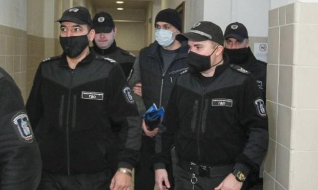 20 г. затвор за Викторио Александров, убил Дарина и детето им
