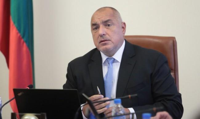 """Борисов: Другите говорят, ние работим по """"Три морета"""""""