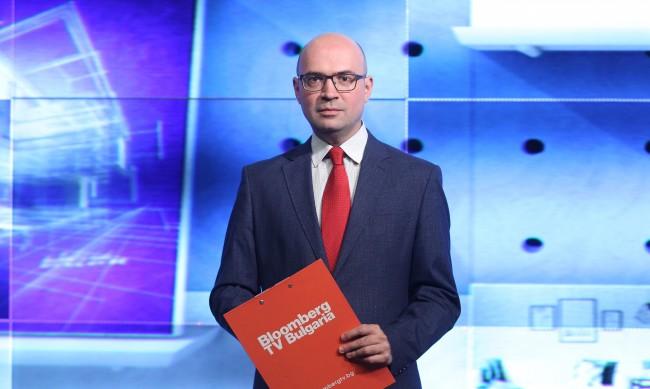 Bloomberg TV Bulgaria с награда от БФБ