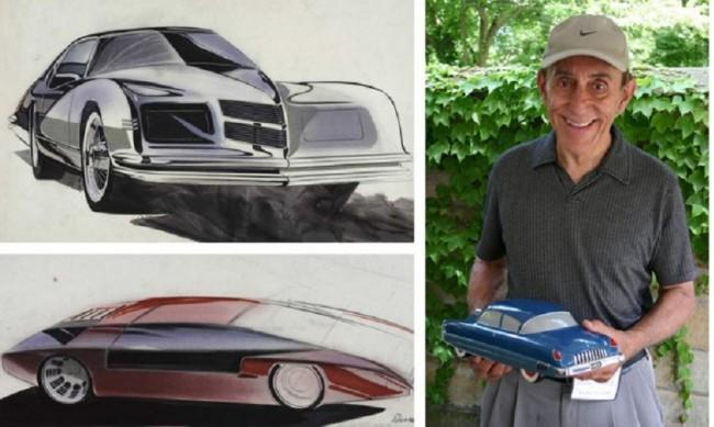 Илия Русинов - българинът, станал един най-значимите автодизайнери на Америка