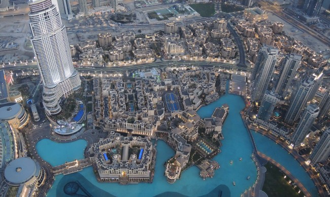 Почивката на Мегз в Дубай - много лукс и фотошоп