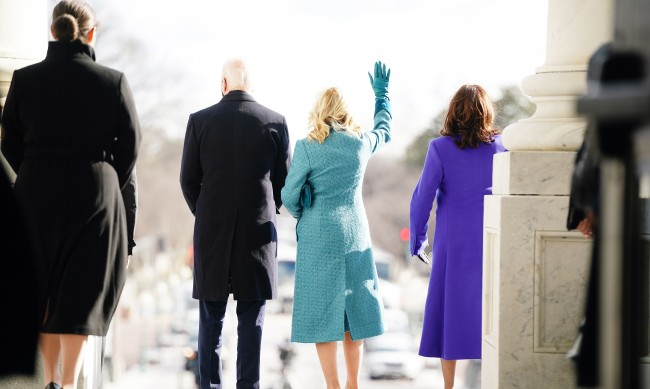 Джо Байдън полага клетва като 46-я президент на САЩ: Гледайте на живо