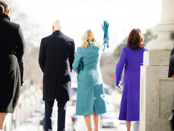 Избраният президент на Америка Джо Байдън вече пристигна във Вашингтон