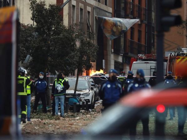 Няма данни за пострадали български граждани при експлозията в сграда