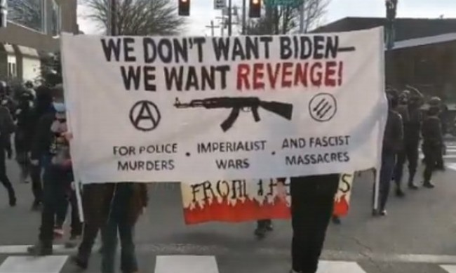 Арестувани в Орегон за нападение над щаба на демократите