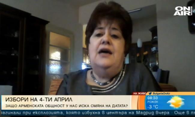 Арменската общност: Имаше консултации за вота, никой не ни пита
