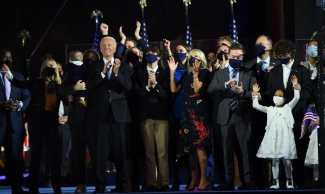 Децата на Джо Байдън - новият президент на САЩ