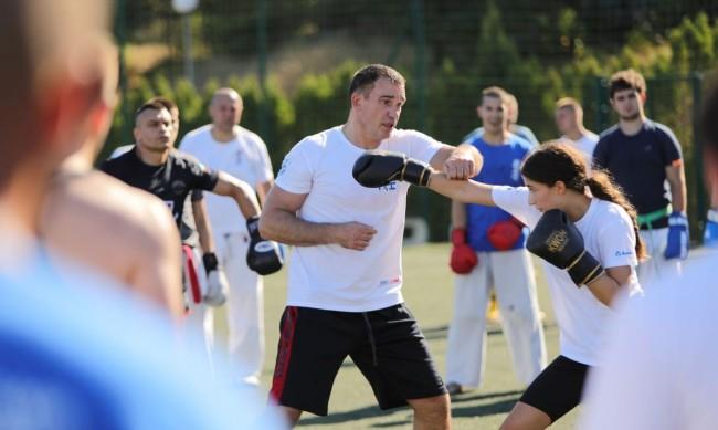 К1 легендата Петер Артс пристига днес в София за мастърклас