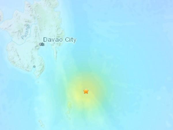 Земетресение с магнитууд 7 по Рихтер е станало край бреговете