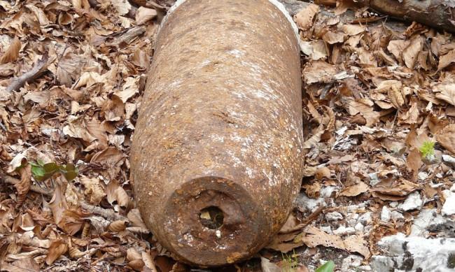 Бомба от Първата световна уби словенец пред дома му