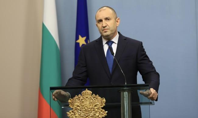 4 години от встъпването на Румен Радев като президент