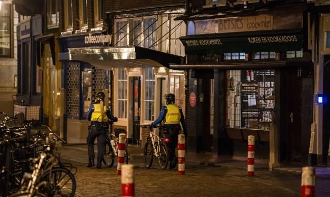 Вече е факт: В Нидерландия всички у дома до 21:00 часа