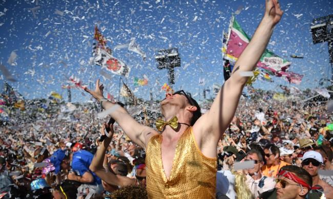 Отмениха най-големият музикален фестивал Гластънбъри