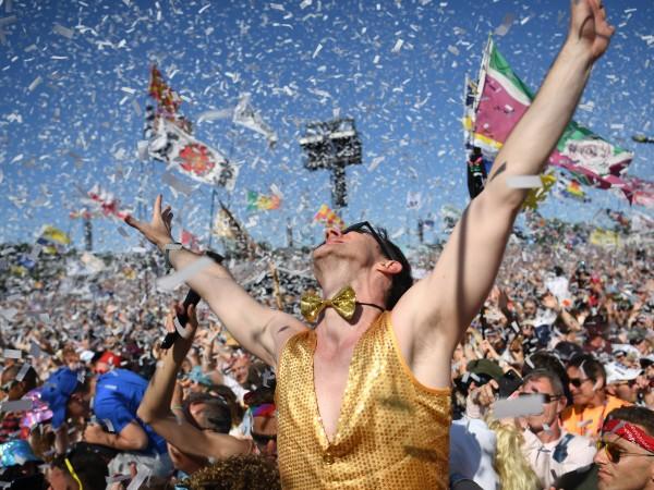 Най-големият музикален фестивал на открито в света - Гластънбъри, за