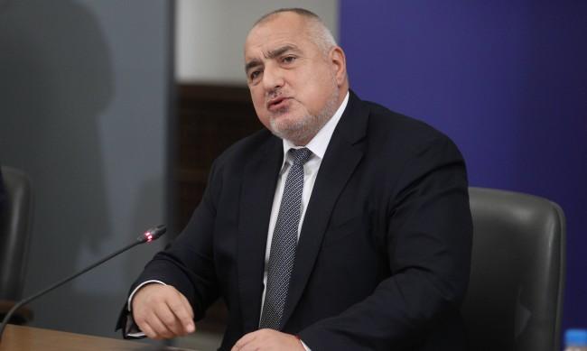 Борисов: Ситуацията в ЕС е тревожна - много заразени и починали