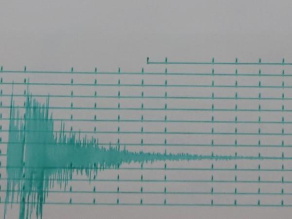 Земетресение с магнитуд от 3.7 по Рихтер е регистрирано тази
