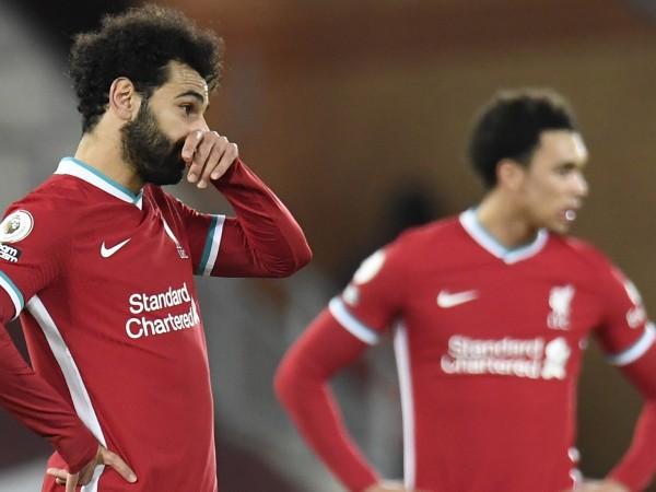 """Шампионът Ливърпул падна с 0:1 от Бърнли на """"Анфийлд"""" и"""