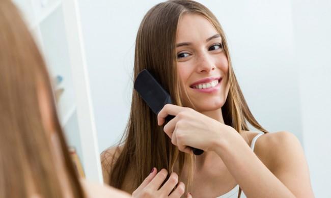 5 грешки в разресването на косата