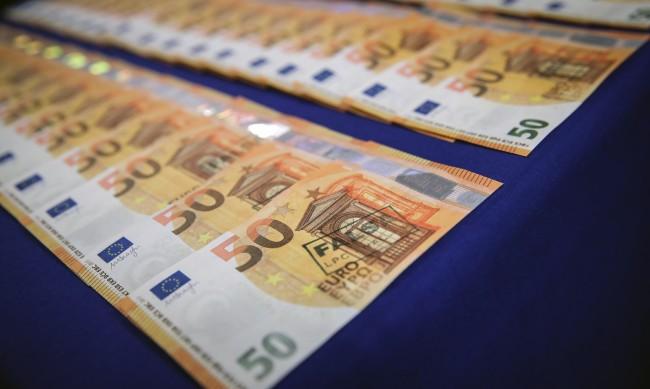 €20 и  €50 - най-фалшифицираните банкноти през 2020 г.