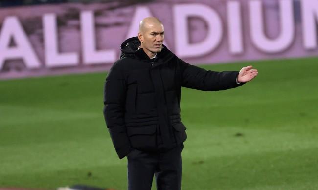 Нови проблеми в Реал Мадрид: Зидан е с коронавирус