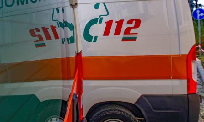 Тежка катастрофа с българи край Солун, има ранени