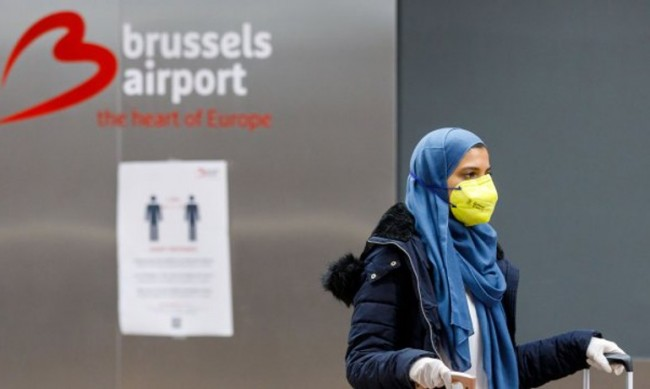 Белгия забранява пътуванията свързани с туризъм и развлечения