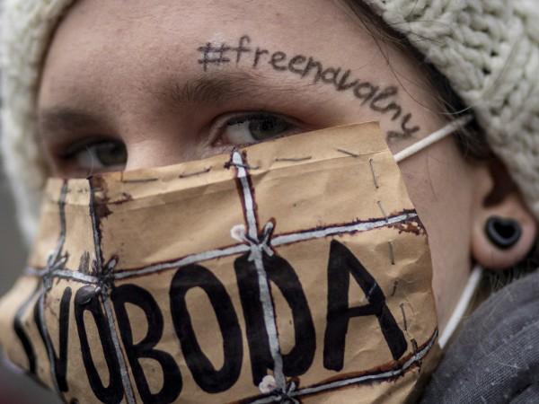 Над 1090 души са задържани в Москва и в други