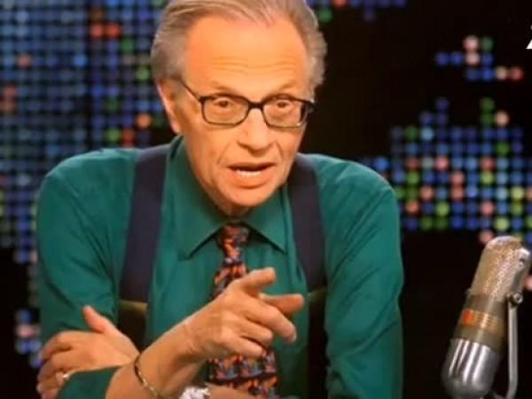 На 87-годишна възраст почина легендарният телевизионен водещ Лари Кинг. Той