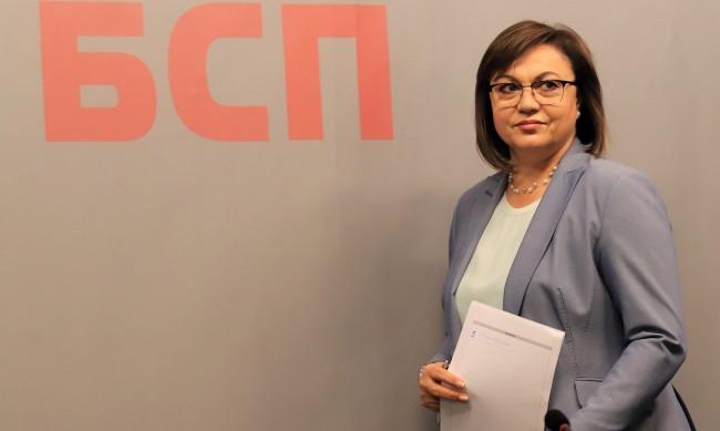 Нинова: Няма как да влезем в коалиция с ГЕРБ, не е добре за държавата